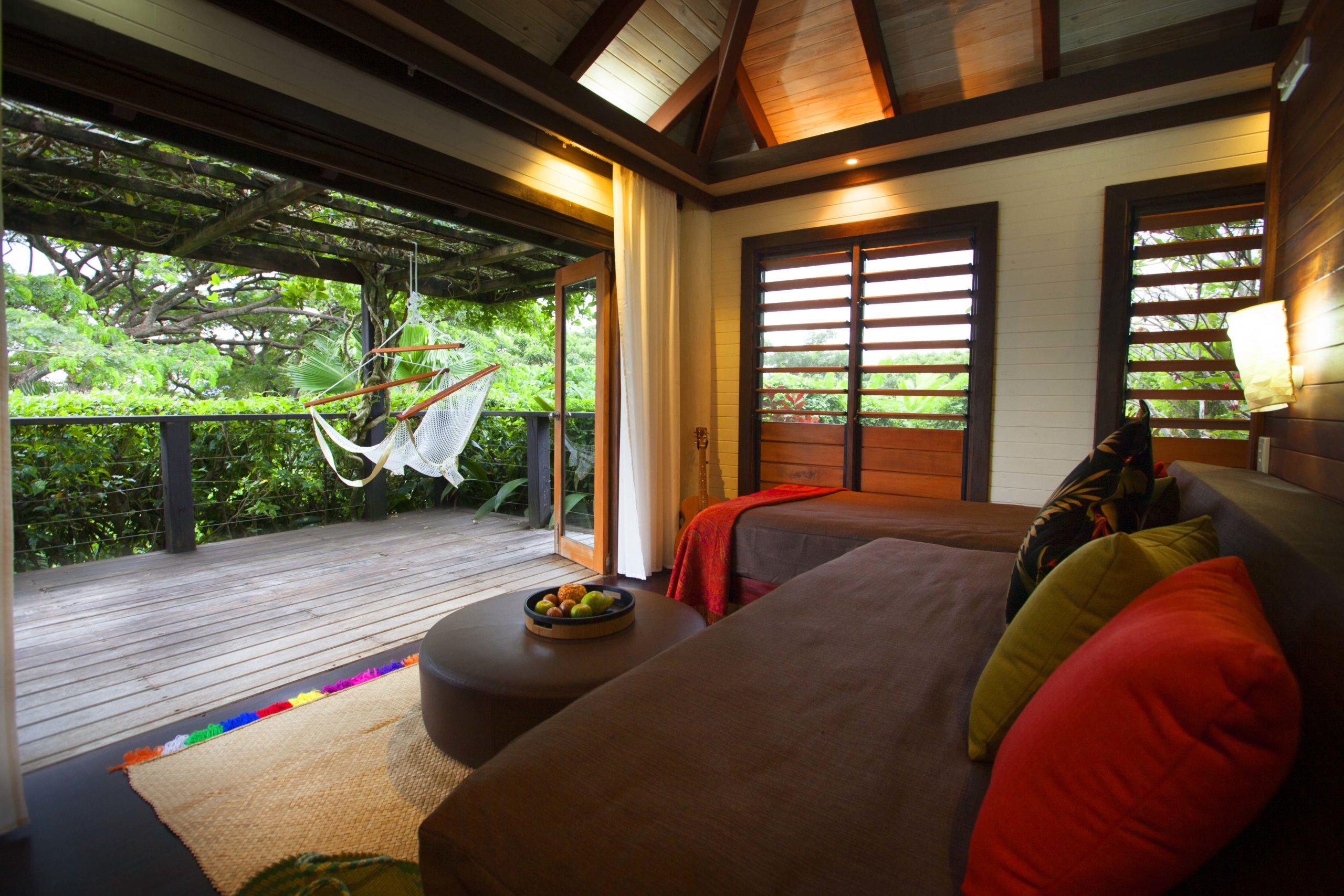 Stillness Suite Lounge